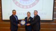 Kayseri'den Macaristan'a yatırım daveti