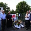 Solingen kurbanları 24 yıl sonra anıldı