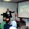 İran'da Atatürk Kitaplığı tanıtımı