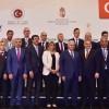 Başbakanların katılımıyla Türkiye Macaristan İş Forumu gerçekleşti