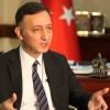 Zeki Levent Gümrükçü Brüksel Büyükelçisi oldu