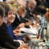 Merkel AB zirvesinden Türkiye hakkında somut karar beklemiyor