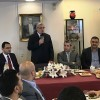 Fransa'daki MÜSİAD'lı iş adamları değerlendirme toplantısında buluştu