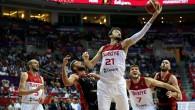 Avrupa Basketbol Şampiyonası'nda Türkiye Belçika'yı 78-65 yendi