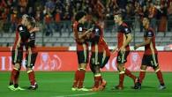 En iyi Belçikalı futbolcu Hazard
