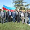 Azeri öğrenciler Davulga'da