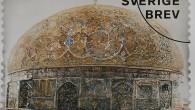 İsveç'te cami resminin bulunduğu posta pulu basıldı