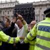 Londra'da aşırı sağcı platformdan terör karşıtı yürüyüş