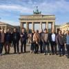 UTV Berlin'de temaslarda bulundu