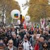 Fransa'da Çalışma Yasası Reformu protesto edildi