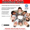 """Brüksel'de ilk defa """"DerneklerFuarı"""" düzenleniyor"""