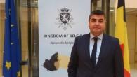 Ulusoy, Belçika dış politika zirvesine katıldı