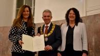 Almanya'da üç Türk'e başarı ödülü