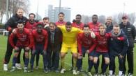 Berabere kalan FC Saint-Josse liderliğini sürdürdü