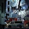 Anvers'te patlayan binadan çıkartılan yaralılardan ölenler oldu