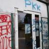 Fransa'da PYD/PKK yandaşlarından camiye saldırı