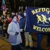 Belçikalılardan sığınmacılara destek