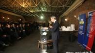 Başkan Kır, Saint-Josse Kültür Evi'ni inşaatını başlattı