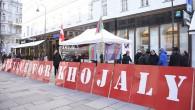 Viyana'da Hocalı katliamı unutulmadı