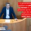 Milletvekili Şevket Temiz engelli vatandaşların haklarını sordu