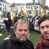 Belçikalı siyasetçilerden PYD'ye destek
