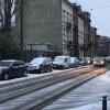 Kar yağışı Belçika'yı felç etti