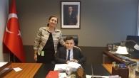Brüksel Başkonsolosu, 23 Nisan'da koltuğunu Arda Gül'e devretti