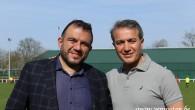 Başkan Kır'dan FC Saint-Josse takımına övgü dolu sözler