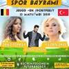 Gent'te 19 Mayıs Gençlik ve Spor Bayramı