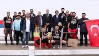 23. Atatürk Kupası'nı Anadolu Anvers kazandı