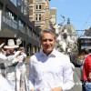 Saint-Josse halkı sokak şenliğiyle neşelendi