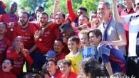 FC Saint-Josse, lider başladığı ligi şampiyon bitirdi