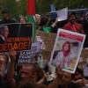 İsrail Başbakanı Netanyahu Paris'te protesto edildi