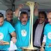 Bahar ve Dostluk Festivali'nde Trabzon kültürü tanıtıldı