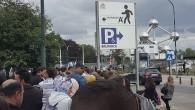 Belçika'daki seçim sandıklarında uzun kuyruklar oluştu