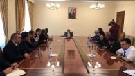 Cumhurbaşkanı Yardımcısı Hasanov'dan Afro Avrasya derneğine övgü