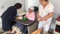 Başkonsolos Dilşad Kırbaşlı Karaoğlu'ndan huzurevi ziyareti