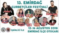 13. Gurbetçi festivali başlıyor
