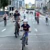 """Brüksel'de """"Arabasız Gün"""" etkinliği"""
