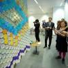Türk tasarımcıların eserleri Brüksel'de