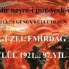 Milli Mücadele'de Emirdağ – 97. yıl anısına