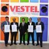 Vestel ürünlerine Almanya'dan güven belgesi