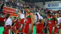 Pınar Karşıyaka, Spirou Basket'e konuk oluyor