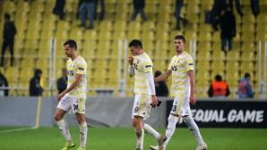 Zagreb'le 0-0 kalan Fenerbahçe turu garantiledi