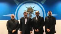Misiad'dan AK Parti Belçika Temsilciliği'ne ziyaret
