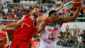 Pınar Karşıyaka, Spirou Basket'i eli boş gönderdi