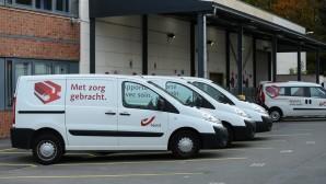 """Belçika'da """"postacı"""" grevi başladı"""