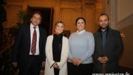 Schaerbeek belediye meclisine son kez katıldılar