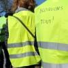 Fransa'daki gösterilerde ırkçı hakarete soruşturma