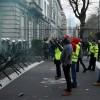 """Brüksel'deki """"sarı yelekliler"""" protestosuna yasak"""